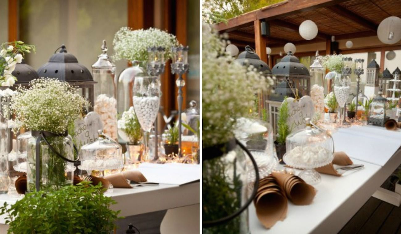 Greek wedding decorations images for Wedding ornaments