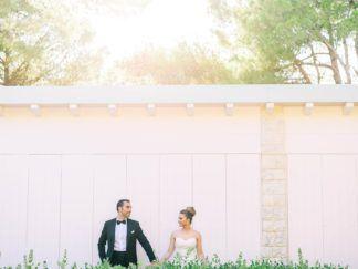 elegant romantic wedding