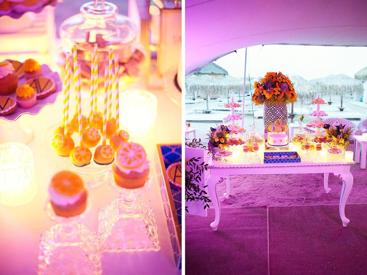 BEACH WEDDING IN BLUE AND YELLOW @ SPETSES - De Plan V | De Plan V