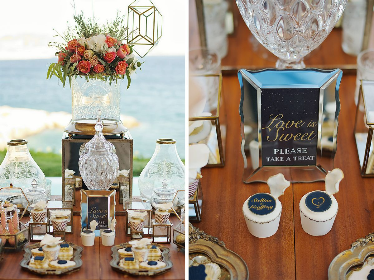 vintage nautical wedding